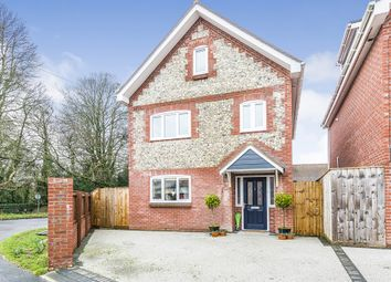 Thumbnail 4 bedroom detached house for sale in Butt Close, Puddletown, Dorchester