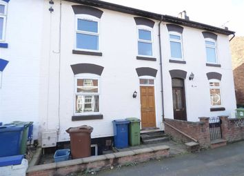 Thumbnail 3 bed terraced house to rent in Talbot Road, Stafford