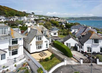 Thumbnail 4 bed detached house for sale in The Crescent, Looe, Cornwall