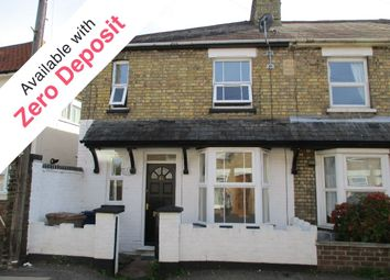 Thumbnail 2 bedroom terraced house to rent in Burnsfield Street, Chatteris