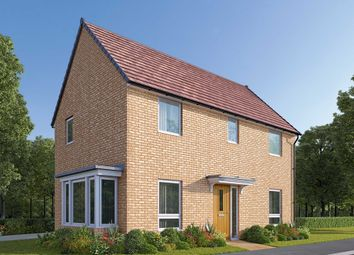 "Thumbnail 4 bedroom detached house for sale in ""The Kelham"" at Bede Ling, West Bridgford, Nottingham"
