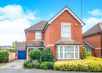 Thumbnail 3 bed detached house for sale in Merlin Way, Leavesden, Watford