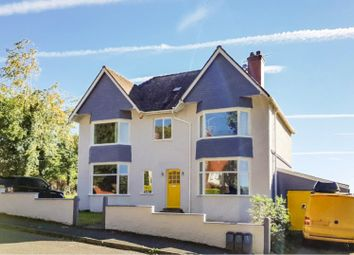 Thumbnail 6 bed detached house for sale in Grosvenor Road, Llandrindod Wells, Powys