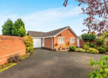 Thumbnail 2 bedroom detached bungalow for sale in Sherlock Close, Willenhall
