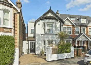 Thumbnail 3 bedroom detached house for sale in Thames Street, Weybridge, Surrey