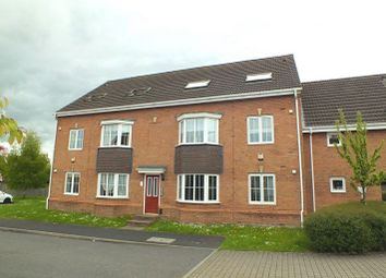 Thumbnail 2 bed flat for sale in Innisfree Close, Wythall