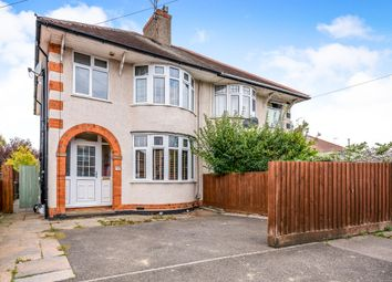 Thumbnail 3 bed semi-detached house for sale in The Headlands, Abington, Northampton