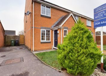 Thumbnail 2 bed end terrace house for sale in Youngs Court, Emersons Green, Bristol