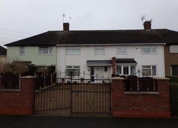 Thumbnail 3 bed terraced house for sale in Dalehead Road, Clifton, Nottingham, Nottinghamshire
