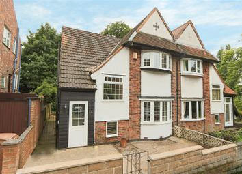 Thumbnail 3 bed semi-detached house for sale in St. Judes Avenue, Mapperley, Nottingham