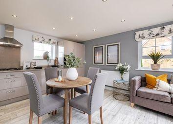 "Thumbnail 4 bedroom detached house for sale in ""Alderney"" at Fleece Lane, Nuneaton"