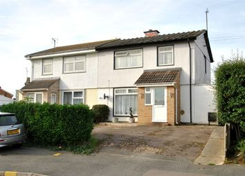 Thumbnail 3 bed semi-detached house for sale in Deanery Gardens, Braintree, Essex