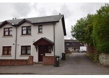 Thumbnail 3 bed end terrace house to rent in Ruthven Street, Auchterarder