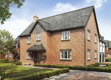 Thumbnail 5 bed detached house for sale in Plot 10, The Regent, Barley Fields, Uttoxeter
