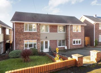 Thumbnail 4 bed detached house for sale in Church View, Baglan, Port Talbot, Neath Port Talbot.