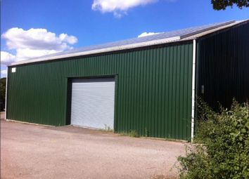 Thumbnail Light industrial to let in Hatherden, Andover