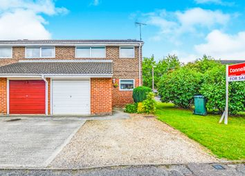 Thumbnail 3 bed end terrace house for sale in York Close, Bicester