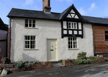 Thumbnail 2 bed detached house for sale in Gwyneira, Llanwnog, Caersws, Powys