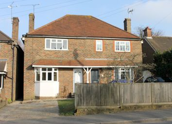 Thumbnail 2 bed semi-detached house to rent in Rusper Road, Horsham