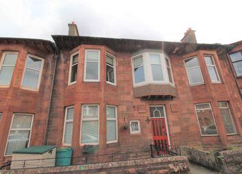 Thumbnail 2 bed flat for sale in Dunbeth Avenue, Coatbridge