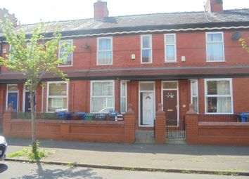 Thumbnail 3 bed terraced house for sale in Yew Tree Avenue, Fallowfield, Manchester