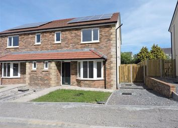 Thumbnail 3 bed semi-detached house for sale in Coed Y Cadno, Cwmgwili, Llanelli