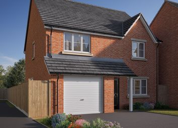 "Thumbnail 4 bed detached house for sale in ""The Goodridge"" at Cobblers Lane, Pontefract"