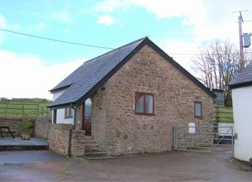 Thumbnail 1 bedroom cottage to rent in Morebath, Tiverton