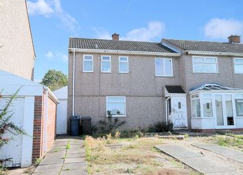 Thumbnail 3 bed end terrace house for sale in Dryden Road, Tamworth