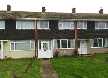 Thumbnail 3 bed terraced house for sale in Fulmar Road, Rest Bay, Porthcawl