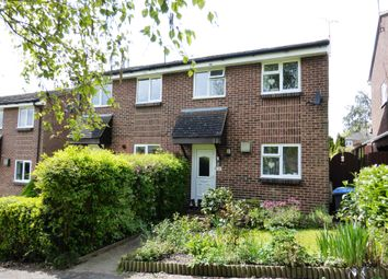 Thumbnail 3 bed semi-detached house for sale in Aviary Way, Crawley Down, Crawley