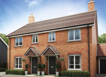 "Thumbnail 3 bed semi-detached house for sale in ""The Gosford - Plot 420"" at Edmett Way, Maidstone"