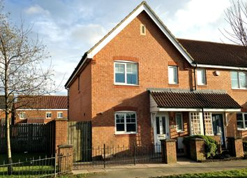 Thumbnail 3 bedroom terraced house for sale in Rothbury Drive, Ashington