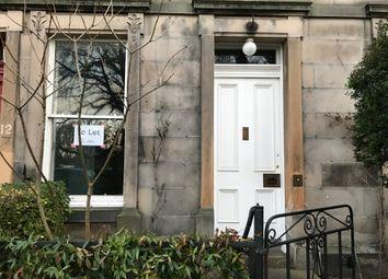 Thumbnail 2 bedroom flat to rent in Leven Terrace, Meadows, Edinburgh