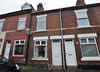 Thumbnail 2 bedroom terraced house for sale in Slack Lane, Derby