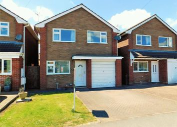 Thumbnail 3 bed detached house for sale in Marsh Lane, Penkridge, Stafford