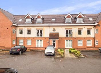 Thumbnail 2 bed flat for sale in Green Court, Moor Lane, Bingham, Nottingham