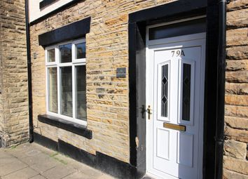 Thumbnail 1 bed flat to rent in Station Road, Hadfield, Glossop