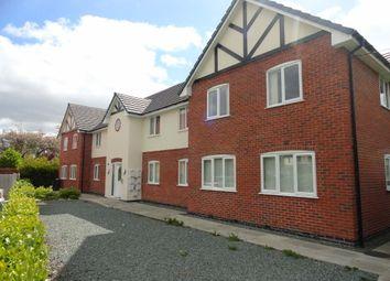 Thumbnail 2 bedroom flat to rent in Alexandra Road, Market Drayton