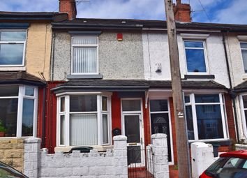Thumbnail 2 bed terraced house for sale in Alastair Road, Oakhill, Stoke-On-Trent