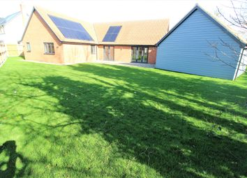 Thumbnail 3 bed detached bungalow for sale in Long Street, Great Ellingham, Attleborough