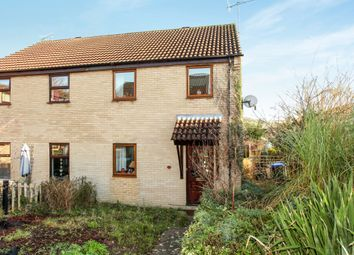 Thumbnail 3 bed semi-detached house for sale in Woodvill Road, Salisbury