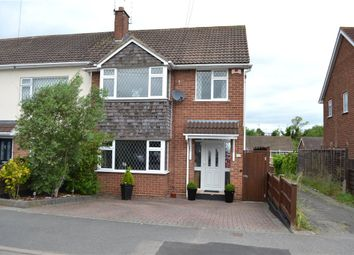 Thumbnail 3 bedroom property for sale in Stonebury Avenue, Eastern Green, Coventry, West Midlands