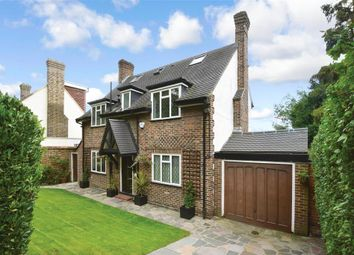 Thumbnail 5 bed detached house for sale in Hereward Avenue, Purley, Surrey