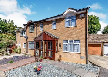 Thumbnail 3 bed semi-detached house for sale in Spenlow Drive, Chatham, Kent