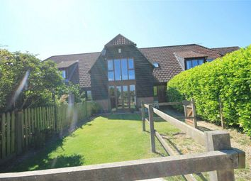 Thumbnail 3 bed mews house for sale in Oare, Hermitage, Berkshire