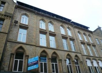 Thumbnail 2 bed flat to rent in 7 The Chambers, Crown St, Halifax