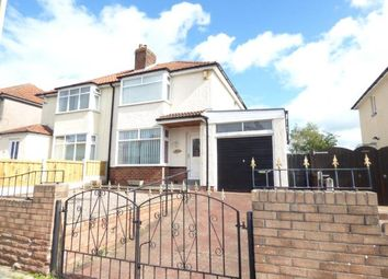 Thumbnail 2 bed semi-detached house for sale in Scalegate Road, Carlisle, Cumbria