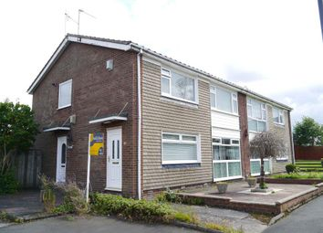 Thumbnail 2 bed flat for sale in Glenhurst Drive, Chapel Park, Newcastle Upon Tyne