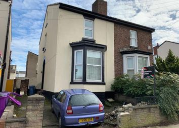Thumbnail 3 bed semi-detached house for sale in Holland Street, Fairfield, Liverpool